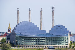 Kauffman center for the performing arts Stock Images