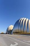 Kauffman mitt för föreställningskonsten som bygger i Kansas City Arkivfoto