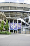 Kauffman Stadium AKA Kansas City Royals Royalty Free Stock Photo