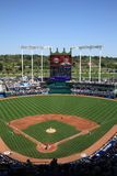 Kauffman Stadium - Kansas City Royals Stock Images