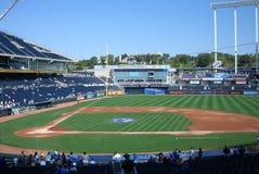 Kauffman Stadium - Kansas City Royals Royalty Free Stock Photography
