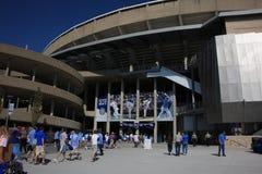 Kauffman Stadium - Kansas City Royals Stock Image