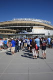 Kauffman Stadium - Kansas City Royals Royalty Free Stock Photo