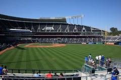 Kauffman Stadium - Kansas City Royals Stock Images