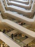 Kaufhaus Peter-Jones in London Lizenzfreies Stockfoto