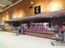 Kaufland Supermarket Royalty Free Stock Photography