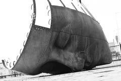 Kaufmann Seafarers stockfoto