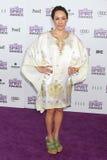 Kaui Hart Hemmings arrives at the 2012 Film Independent Spirit Awards Royalty Free Stock Photos