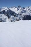 Kaukasische Berge Lizenzfreie Stockfotografie