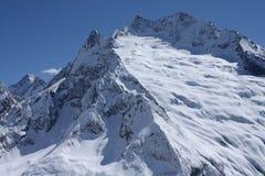Kaukasische bergen Stock Foto's
