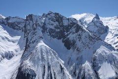 Kaukasische bergen Royalty-vrije Stock Foto