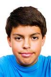 Kaukasische Jongen Stock Foto's