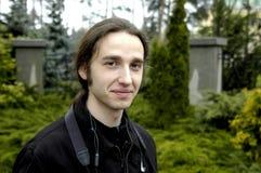 Kaukasische mens Royalty-vrije Stock Afbeeldingen