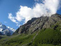 Kaukasus stockbilder