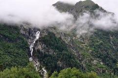 Kaukasus berg Royaltyfria Bilder