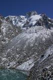 Kaukasus-Berge Stockfoto