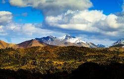 Kaukasus-Gebirgsreise Lizenzfreies Stockbild