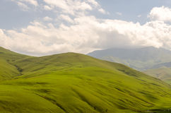 Kaukasus landskap Royaltyfria Foton