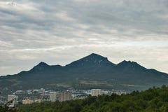 kaukasus Pyatigorsk-Stadt Stockfotos