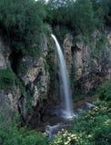 Kaukasus-Wasserfall Lizenzfreie Stockfotos