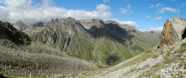 Kaukasuset Royaltyfri Bild