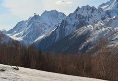 Kaukaz Zdjęcie Royalty Free