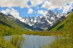 Kaukaz Zdjęcia Stock