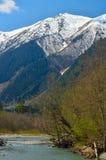 Kaukaz dolina Obrazy Royalty Free