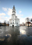 Kaunas Royalty Free Stock Photo