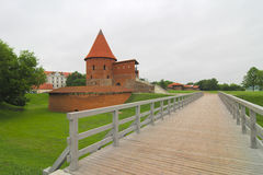 Kaunas Castle Stock Photo