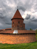 Kaunas Castle Στοκ Φωτογραφία