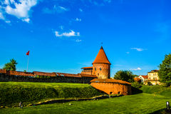 Kaunas Castle Στοκ Εικόνες