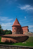 Kaunas Castle Royalty Free Stock Photography