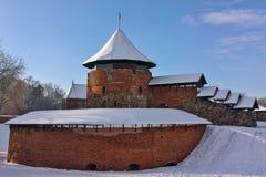 Kaunas castle,Lithuania Royalty Free Stock Image