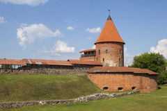 Kaunas Castle Stock Photography