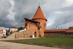 Kaunas kasztel fotografia royalty free