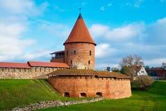 Kaunas kasztel, Lithuania obrazy royalty free