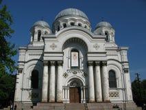 Kaunas Litauen lizenzfreies stockbild