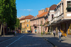 Kaunas Litauen Royaltyfri Bild