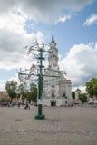 Kaunas Litauen Royaltyfria Bilder
