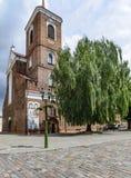 Kaunas Litauen, Europa, domkyrka Arkivbild