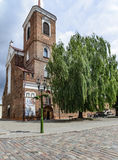 Kaunas, Litauen, Europa, Kathedrale Stockfotografie