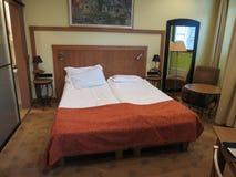 Hotel room in Kaunas Royalty Free Stock Image
