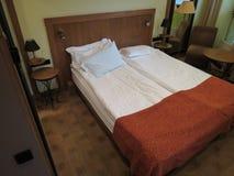 Hotel room in Kaunas Stock Image