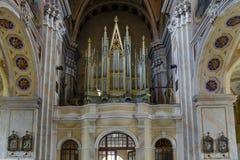 Kaunas, lithuania, europe, cathedral stock photo