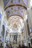 Kaunas, lithuania, europe, cathedral Stock Photography