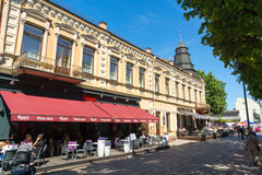 Kaunas, Lithuania Royalty Free Stock Photography