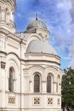 Kaunas, Lithuania: Katedra St Michael archanioł Zdjęcie Stock