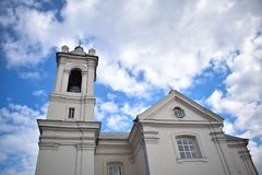 Kaunas, Litouwen royalty-vrije stock afbeelding
