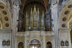 Kaunas, Lituania, Europa, cattedrale Fotografia Stock